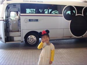 ディズニークルーザーと!!