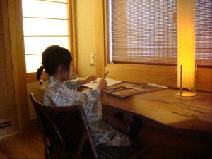 asyuお気に入りの文机